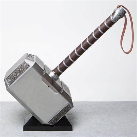 hasbro marvel legends series thor mjolnir replica