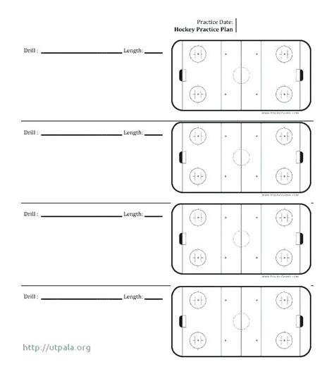 sample football practice plan template
