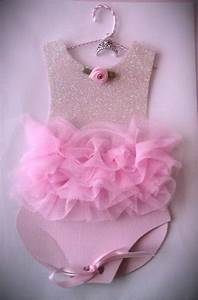 pink ballerina tutu baby shower invitation qty 10 by With pin the tutu on the ballerina template