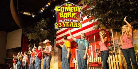 comedy barn tickets pigeon forge shows dinner theaters dinner attractions
