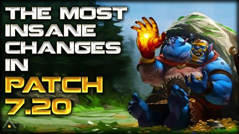 dota 2 the craziest changes and combos in patch 7 20 pro dota 2 guides youtube