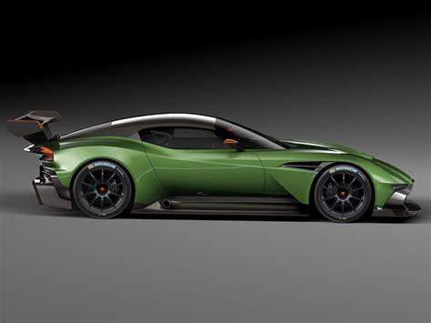 Aston Martin Vulcan 2016 3d Model .max .obj .3ds .fbx .c4d