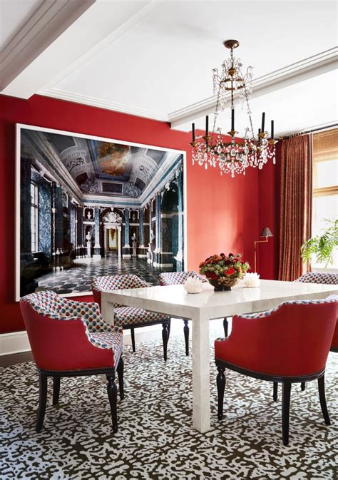 Dining Room Color Trends For Spring 2018