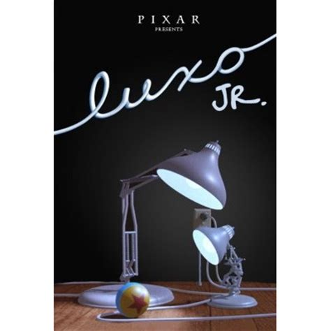 luxo jr short film poster sfp gallery