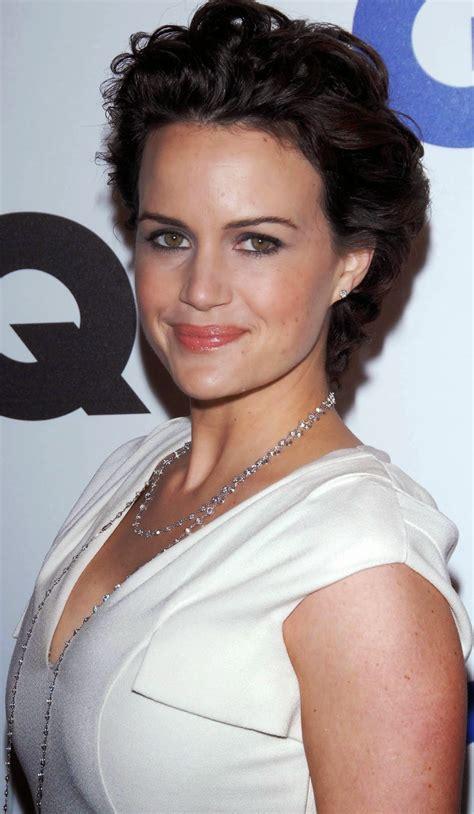 The Latest Celebrity Picture: Carla Gugino