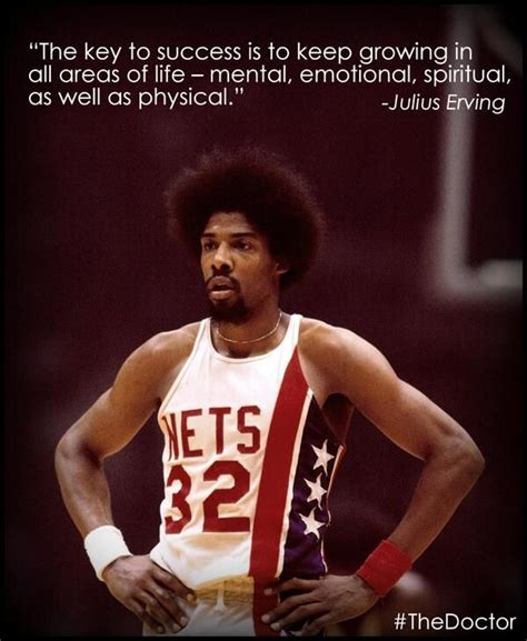 dr  quote julius erving erving basketball players