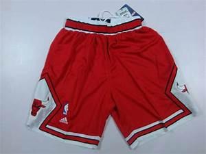 Chicago Bulls Red Nba Shorts Basketball Uniforms Cheap