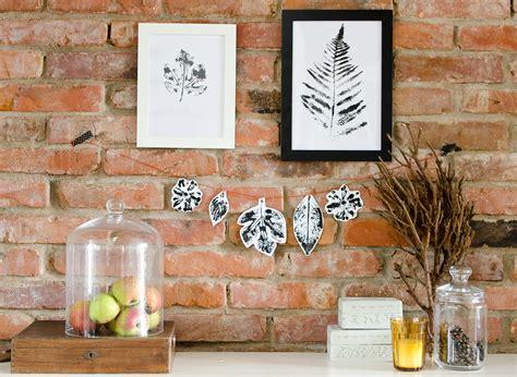 Herbstdeko Für Fenster Mit Kindern Basteln basteln herbstdeko papier raum und m 246 beldesign inspiration
