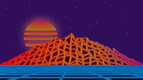 Artistic Aesthetic Retro Orange Aesthetic Wallpaper by Retro Landscape Hd Wallpaper Background Image