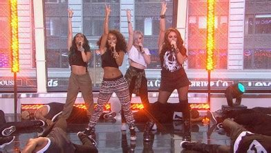 Little Mix Interview 2014: British Girl Group on New Album ...