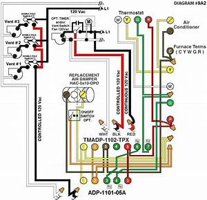 Wiring Diagram Database  Dometic Comfort Control Center 2