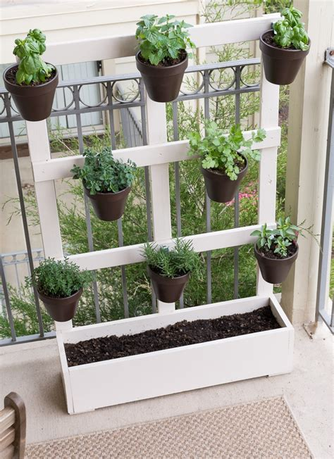 Balkon Garten by How To Build A Vertical Balcony Garden