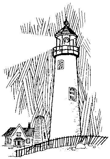 lighthouse clipart nautical christmas pinterest