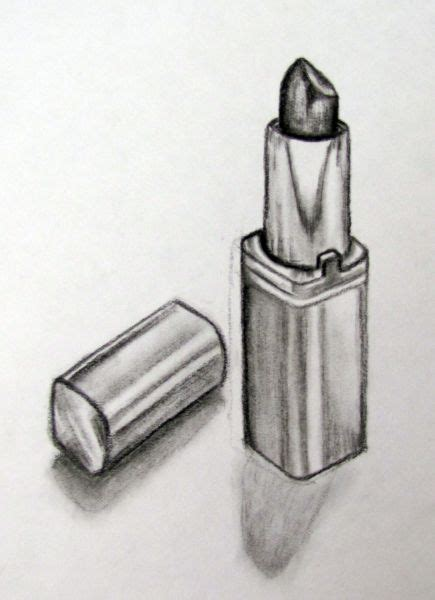 Charcoal Observational Drawings Artwork
