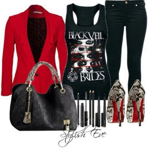 Emo Girl Outfits Trusper