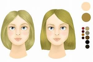 couleur cheveux yeux noisette teint clair lannaginasisi blog With quelles sont les couleurs froides 4 relooking colorimetrie generation blogueuse