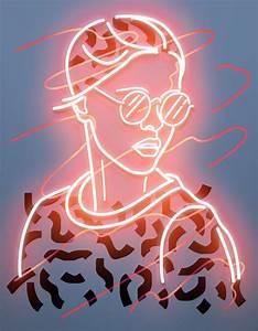 Neon Buchstaben Selber Machen : 1000 ideen zu leuchtschrift auf pinterest neonzitate ~ Michelbontemps.com Haus und Dekorationen