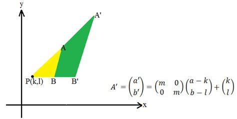 rangkuman materi transformasi geometri  rumus anto