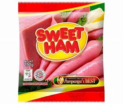 Ham Sweet Pampanga Pampangas Hams 250g Sandwich