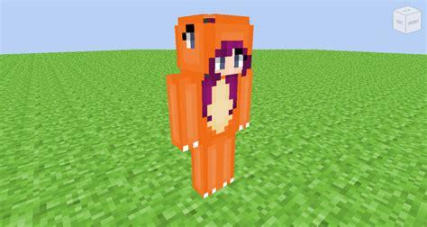 Charizard Onesie Minecraft Skin