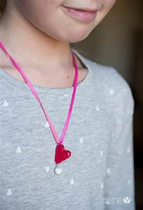 Make Adorable Pendant Necklaces- for your Galentine OR ...