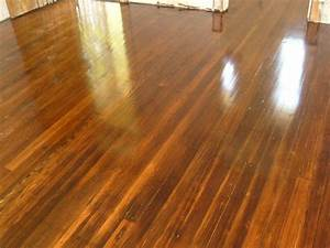 Dark walnut stain on pine dark walnut stain on red pine for Pine floors stained dark