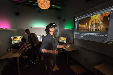 Virtual Reality, Actual Learning Nau Lab Using New Technology For Education