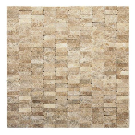 solistone tile home depot solistone haisa marble 12 in x 12 in x6 35 mm
