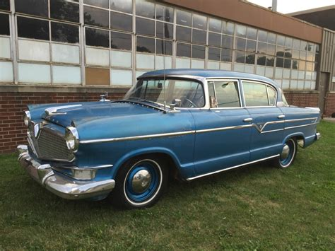For Sale by 1956 Hudson Hornet For Sale