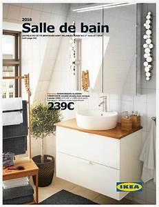 Catalogue Salle De Bains Ikea : ikea salle de bain les nouveaut s du catalogue ikea salle de bains 2016 c t maison ~ Dode.kayakingforconservation.com Idées de Décoration