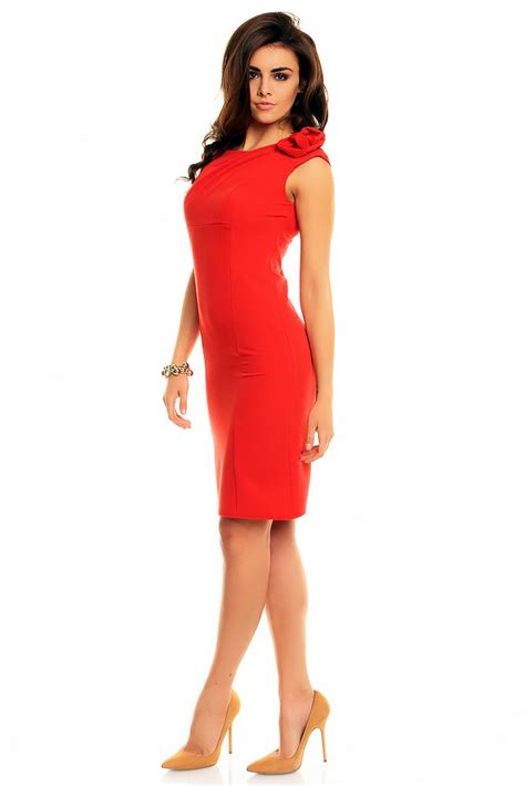 HD wallpapers plus size red fitted dress