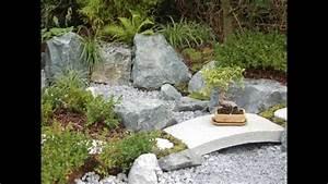 Asiatische Gärten Gestalten : japanische gartengestaltung youtube ~ Sanjose-hotels-ca.com Haus und Dekorationen