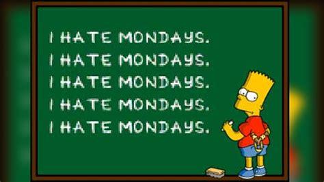 I Hate Mondays Meme - i hate mondays meme memes