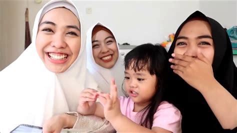 ria ricis siapa calon imam ricis  disetujui kakaknya qna youtube