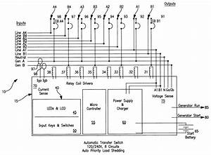 Wiring Diagram For Reliance Transfer Switch