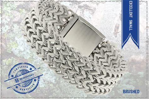 Rvs Armband Bukovsky Excellent Small Brushed Vanaf 49,50