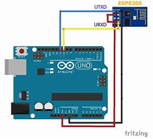 Arduino Pin 3 To Relay Channel 2