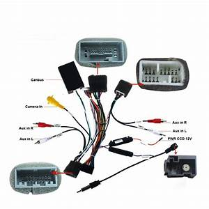 Best Aftermarket Android Car Stereo Wiring Camera Canbus