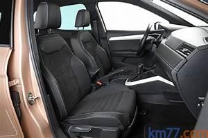 Seat Arona Xcellence Automatikgetriebe : 2018 seat arona mystic magenta driving exterior interior ~ Jslefanu.com Haus und Dekorationen