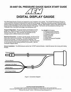 Chevy Oil Pressure Sending Unit Wiring Diagram