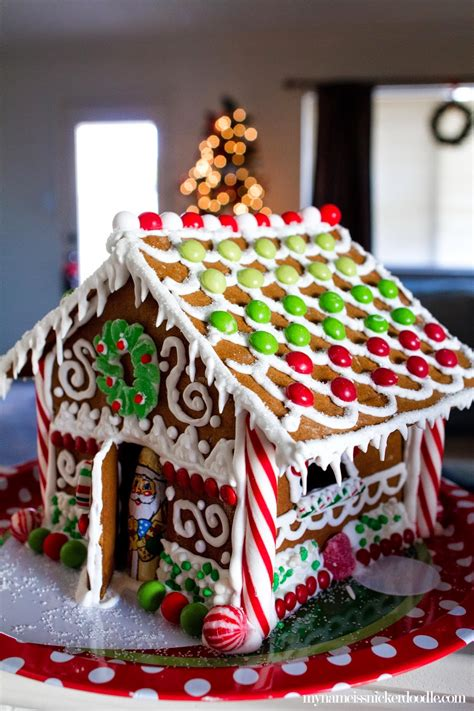 gingerbread house decorations my name is snickerdoodle stress free tips for a