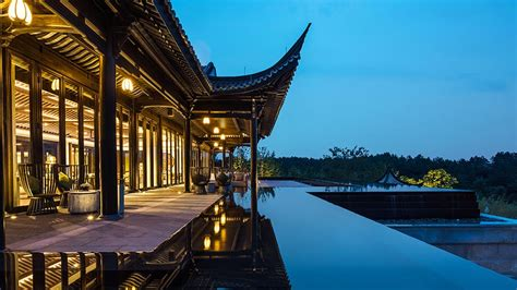 Gezginlerin çoğu anji ancient city (11,6 km) ve. Huzhou Hotel   Anji Hotel   Banyan Tree Anji