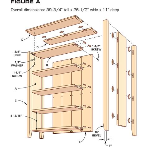 simple  easy diy bookshelf plans family handyman