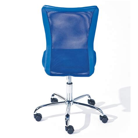 fauteuil de bureau enfant fauteuil de bureau enfant quot colors quot bleu