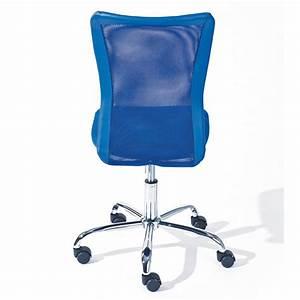 Fauteuil De Bureau Enfant : fauteuil de bureau enfant colors bleu ~ Teatrodelosmanantiales.com Idées de Décoration