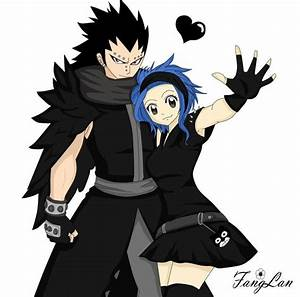 Gajeel x Levy, Fairy Tail | ~ Anime ~ | Pinterest | Fairy ...