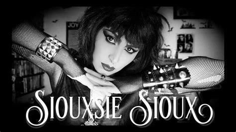 Siouxsie Sioux Inspired Makeup •von Kirsche•