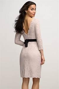 Robe Mariage Dentelle : robe dentelle moulante pour cocktail mariage manche ~ Mglfilm.com Idées de Décoration
