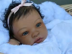 Cute Biracial Baby Girls
