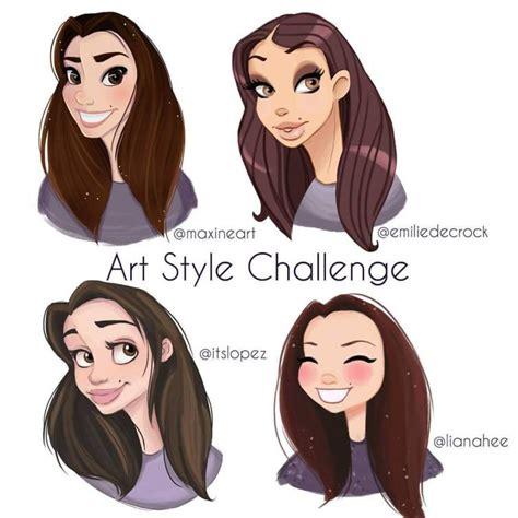 amazing cartoon style challenge unique facts